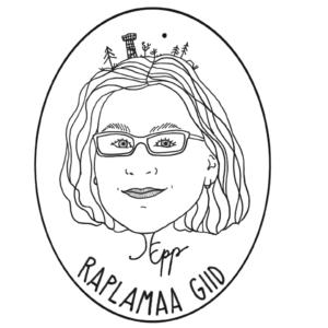 Epp Sussen - Raplamaa giid